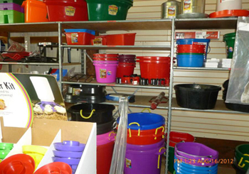 English & Western tack, supplements, barn supplies - Uxbridge, MA